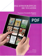 Estampas etnográficas de Yucatán