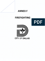 Annex F - Firefighting (2015)