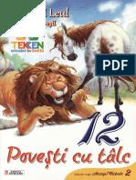 Carti Povesti Cu Talc 2 Calul Si Leul Ed Unicart TEKKEN