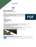 Superfil – Línea Tubos de PVC