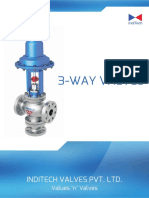 IndiTech 3-Way Valve Catalog