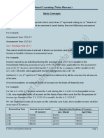 Basic Concept -1 Tax IPCC/IPC