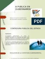 Contaduria Publica en Colombia (Gubernamental)