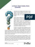 Los Valores de una Empresa Algunas Verdades y Muchas Convenciones .pdf
