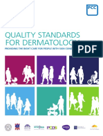 Dermatology Standards - July 2011