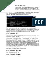 Comandos de Rede No Cmd - Dos