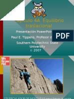 CAPITULO 4A - EQUILIBRIO TRASLACIONAL.pptx