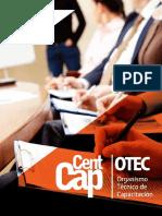 Catálogo OTEC 2016