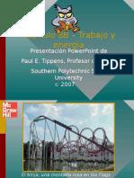 CAPITULO 8B - TRABAJO Y ENERGIA.pptx