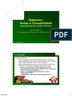 Especificacoes do Padrao Ethernet