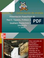 CAPITULO 8C - CONSERVACION DE ENERGIA.pptx