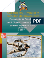 CAPITULO 9A - IMPULSO Y CANTIDAD DE MOVIMIENTO.pptx
