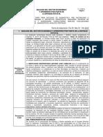 Analisis Sector Consultorias