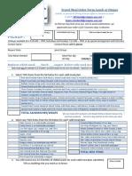 Travel Meal Order Form Revised 2016