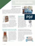 Artigo - Revista InfoHoreca - Batidora Ferneto