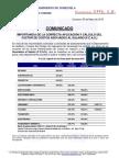 Importancia Del Fcas (Mayo 2016)