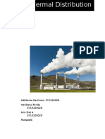 Group 1 Assignment_Geothermal Distribution