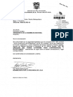 Proyecto de Ley de Creación Del Fondo Autónomo Para Contingencias y Excepciones-Tr. 104052