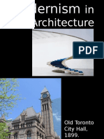 04 Modernism in Architecture