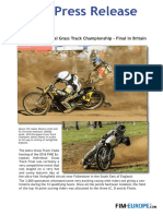 PR n 242 2016 European Individual Grass Track Championship Final in Britain