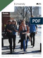 Monash University Pre-Arrival Guide