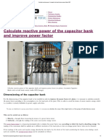 Calculate reactive power of a capacitor bank and improve power factor _ EEP.pdf