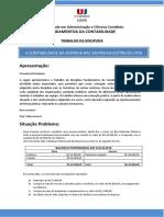 TD Fundamentos Da Contabilidade - ADM E CIENCIAS CONTÁBEIS