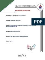 ETICA ETICA DEFINICION, FORMACION, PADRE DE LA ETICA Y VALORES ÉTICOS FUNDAMENTALES.
