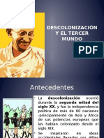 DESCOLONIZACIÓN Y TERCER MUNDO.pptx