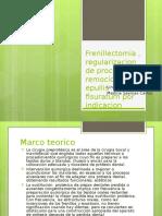 Caso Clinico Frenilectomia