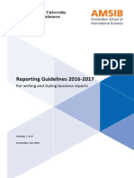 AMSIB 2017-2017 Reporting Guidelines