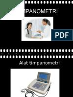 PPT Timpanometri