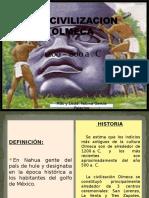 Clase 5 Los Olmecas