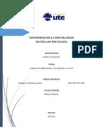 Quinta de Analisis Conductual