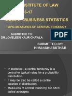 Himanshu Stats