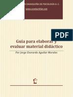 Guia Para Elaborar Evaluar Material Didactico