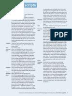 Grammar Vocabulary Advanced Redcording Scripts PDF