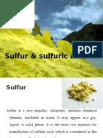 7_Sulfur & Sulfuric Acid Taught