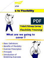 USN Intro to Flexibility