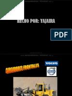 Catalogo Cargadores Frontales Volvo