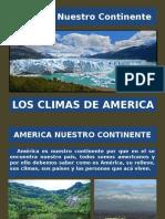 08 de Abril de 2014 - America, nuestro continente (Climas de America).pptx