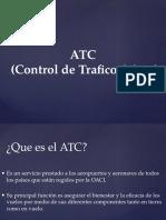 ATC Control de Trafico Aereo