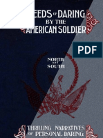 Deeds of Daring by the American Soldier