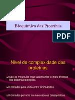 Aula 3 Bioquimica Das Proteínas
