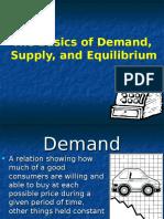 Supply, Demand and Market Equilibrium - Copy