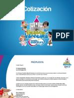 Propuesta Fiestas Infantiles