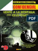 Panini Confidencial 9