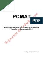 Modelo de Pcmat Completo