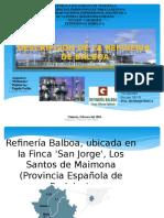 refineria balboa