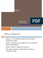 jQuery The Easy Way